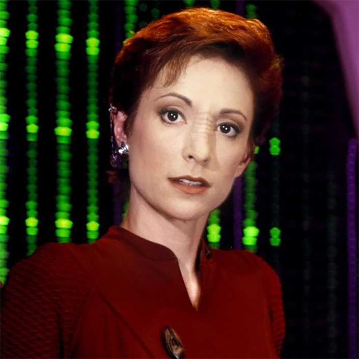 Nana Visitor Destination Star Trek