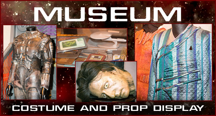Museum - Props & Costumes