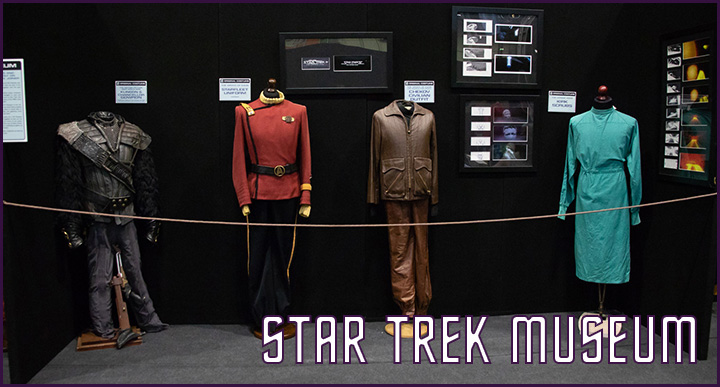 Destination Star Trek Museum