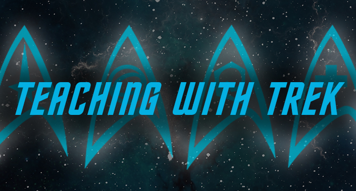'Teaching with Trek' at DST