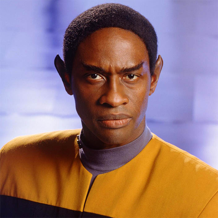 Tim Russ Destination Star Trek