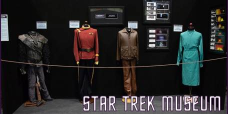 The Destination Star Trek Museum